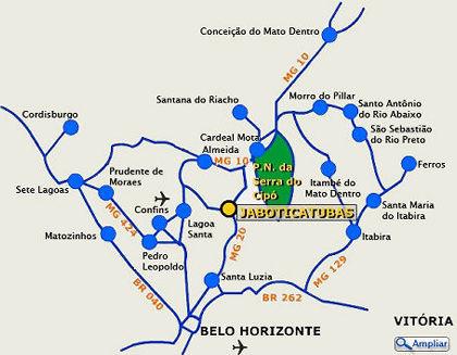Jaboticatubas Serra Do Cipo Mg